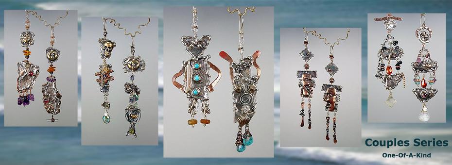 Couples Series of Earrings
