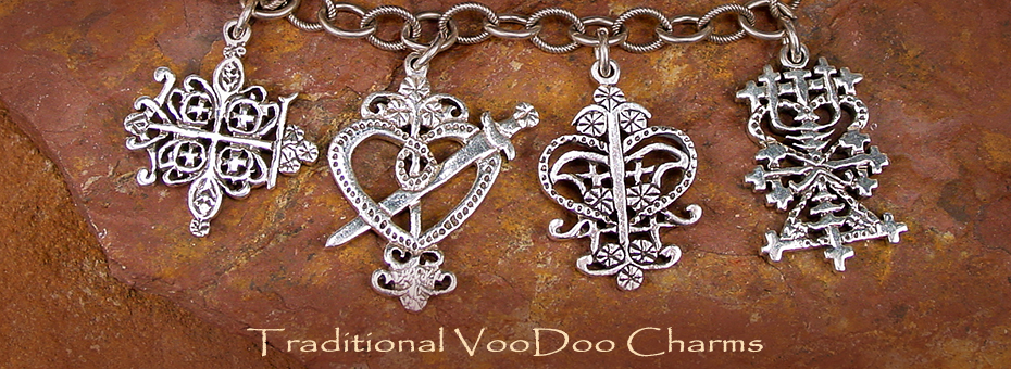 Traditional VooDoo Charms