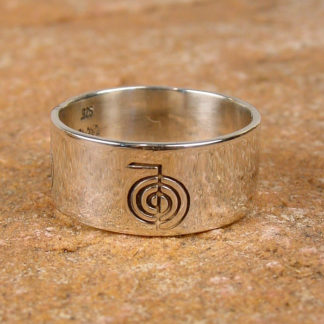 Reiki Energy Symbol Ring