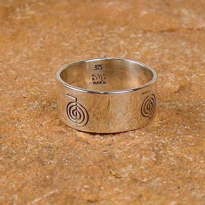 Reiki Energy Symbol Ring